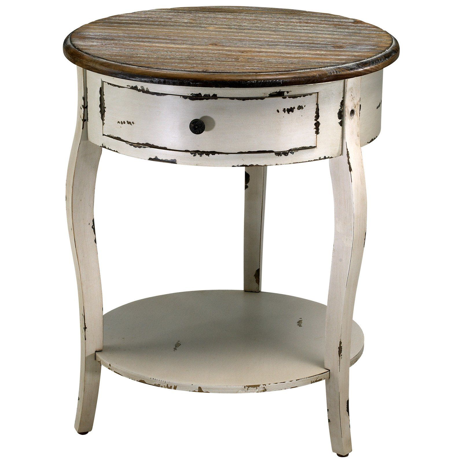abelard side table distressed white and gray products round rustic accent patterned living room chairs beach coffee expandable trestle farmhouse plans pottery barn floor lamp