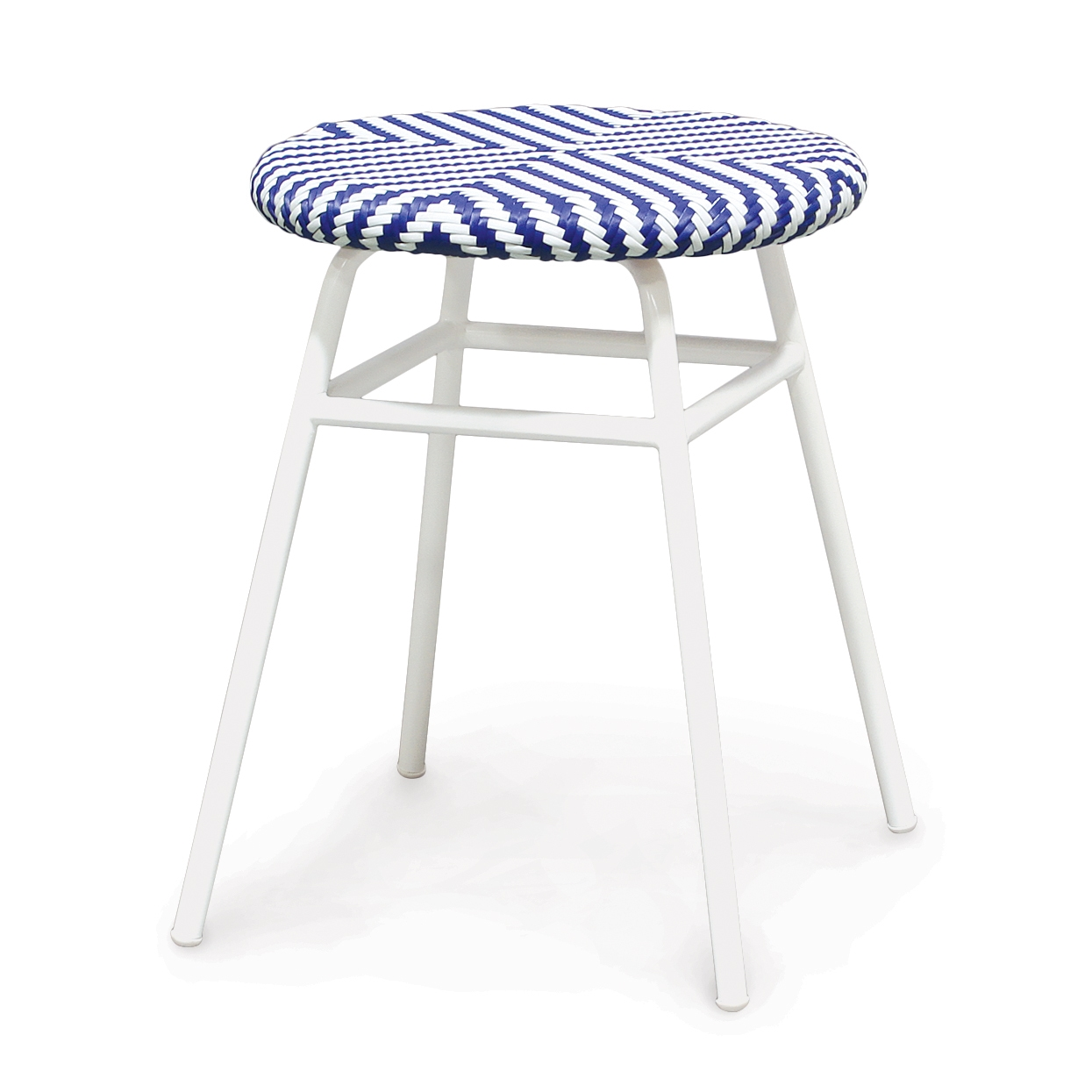 abigail outdoor stool side table blue and white ultra modern lamps with bbq built lawn chair cushions uma furniture large square marble coffee home bar indoor bistro turquoise
