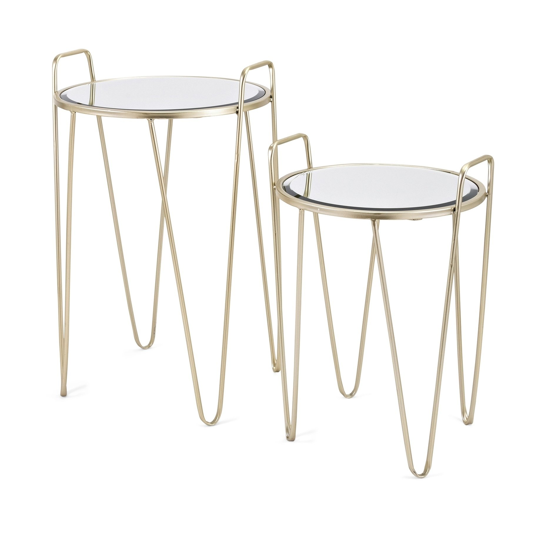 abigial satin gold accent tables set free table shipping today small folding plexiglass nesting round occasional best nightstands solid wood corner timber trestle legs short