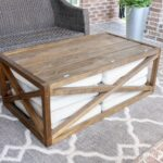 acacia wood end table probably perfect fun diy outdoor coffee plans industrial ana white with storage crazy wonderful cooler round easy ideas pallet patio simple designs 150x150