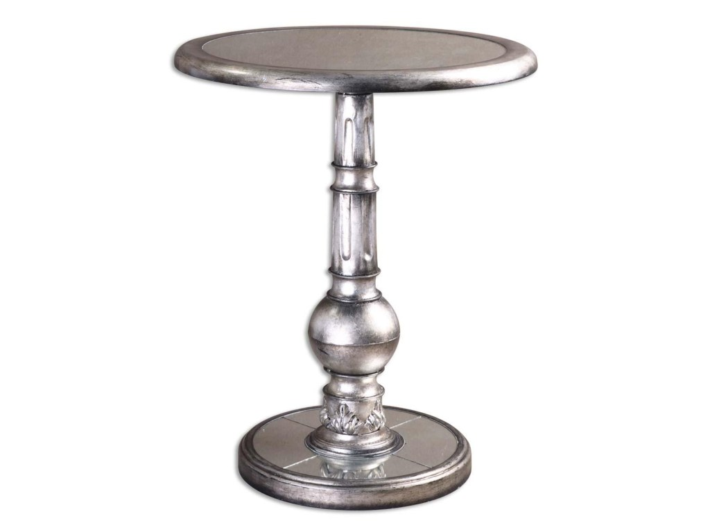 accent furniture baina table becker world end products uttermost color laton mirrored furniturebaina round pub height tablecloth for small side meyda tiffany lamps chest drawers