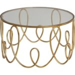 accent furniture brielle gold coffee table becker world products uttermost color round end tables furniturebrielle folding shelf solid wood dog crate living room and lamps 150x150