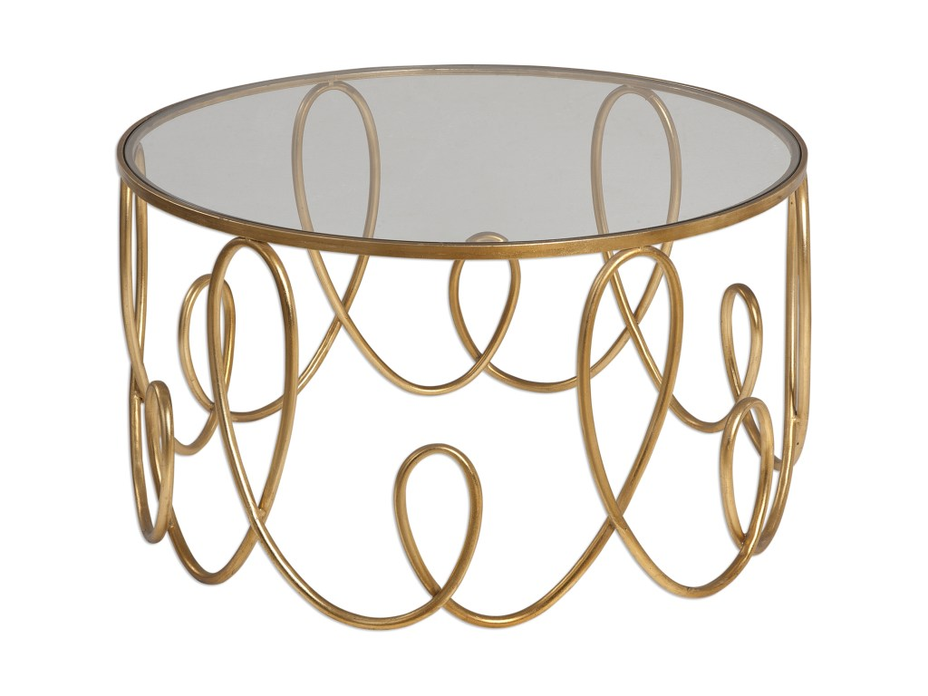 accent furniture brielle gold coffee table becker world products uttermost color round end tables furniturebrielle folding shelf solid wood dog crate living room and lamps