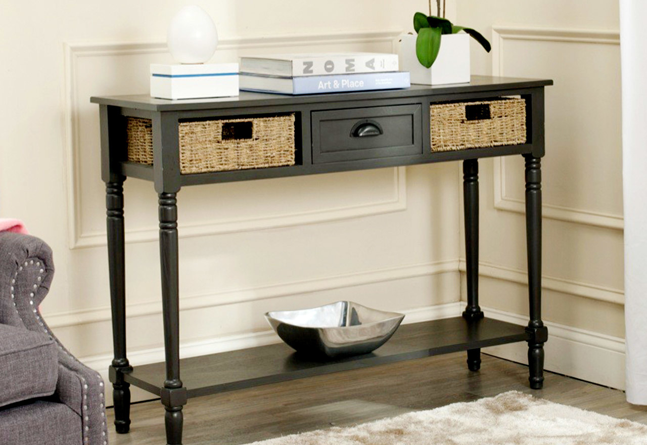 accent furniture for small spaces fashion light grey tables chair room white half moon console table gold and mirror silver end square lucite dining centerpieces leg extenders