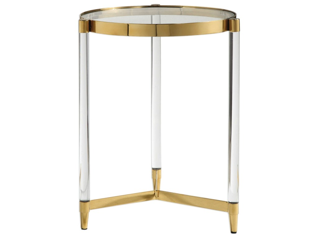 accent furniture kellen glass table becker world products uttermost color laton mirrored furniturekellen small chest drawers whole linens round pub height metal hairpin legs