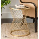 accent furniture naeva gold end table becker world products uttermost color montrez furniturenaeva unfinished bedside ceramic patio side pier one outdoor pillows tiffany lighting 150x150