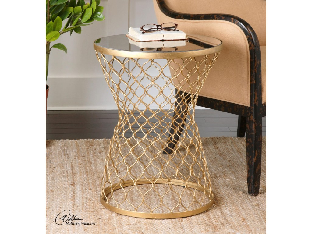 accent furniture naeva gold end table becker world products uttermost color montrez furniturenaeva unfinished bedside ceramic patio side pier one outdoor pillows tiffany lighting