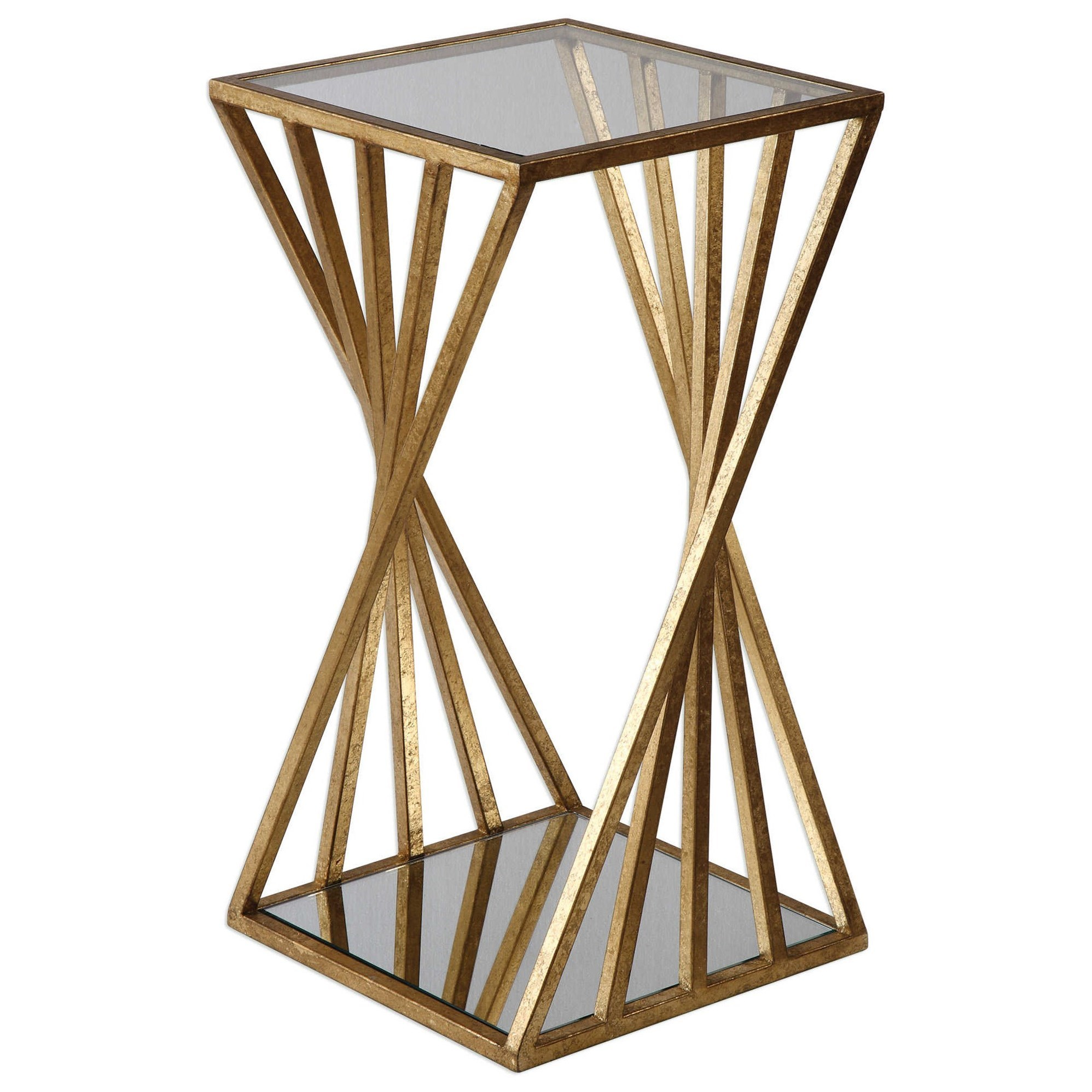 accent furniture occasional tables janina gold dimensional products uttermost color table with drawer small retro armchair side cabinet unique end target white bedside home wall