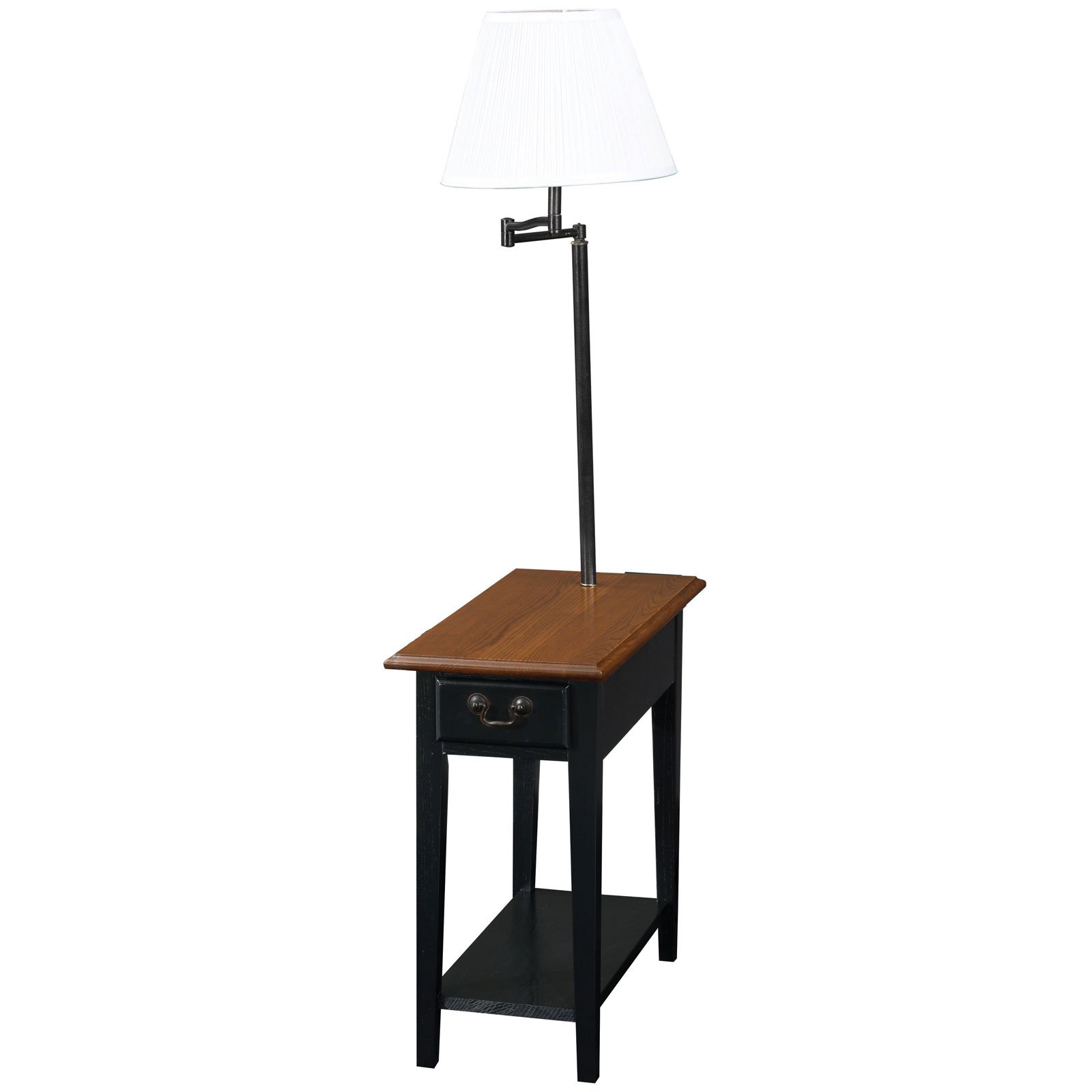 accent lamps for bedroom the perfect favorite black end table with leick home chairside lamp multiple colors attached glass front mini fridge ashley furniture red sofa washable