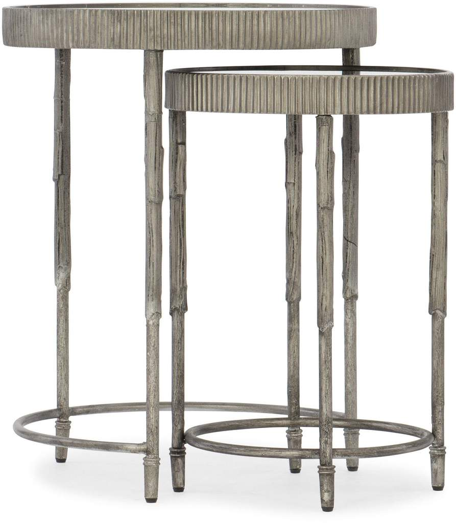 accent nesting tables cadieux interiors ottawa furniture slv silo table nautical foyer lighting round pedestal coffee small grey wood cylinder lamp modern metal and glass ceiling