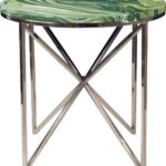 accent table alden parkes graffiti modern contemporary green swirl metal brand inch high end dark wood console with drawers clear and gold coffee grill cover round lucite patio 150x150