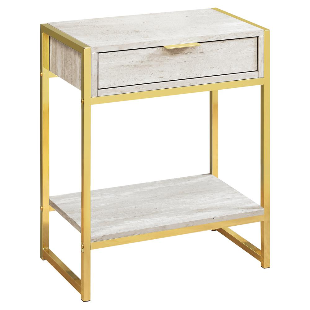 accent table beige marble gold metal rustic end tables vintage brass and glass coffee skinny wine rack dining chairs tier target white mirrored chair set corner home decor
