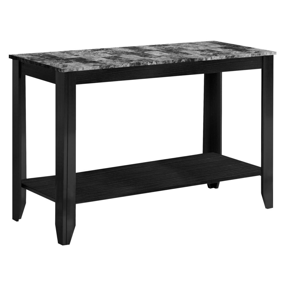 accent table black grey marble top nautical foyer lighting half moon entry pottery barn dinette sets dorm room decor chairs under garden furniture and gold mirror side cottonwood