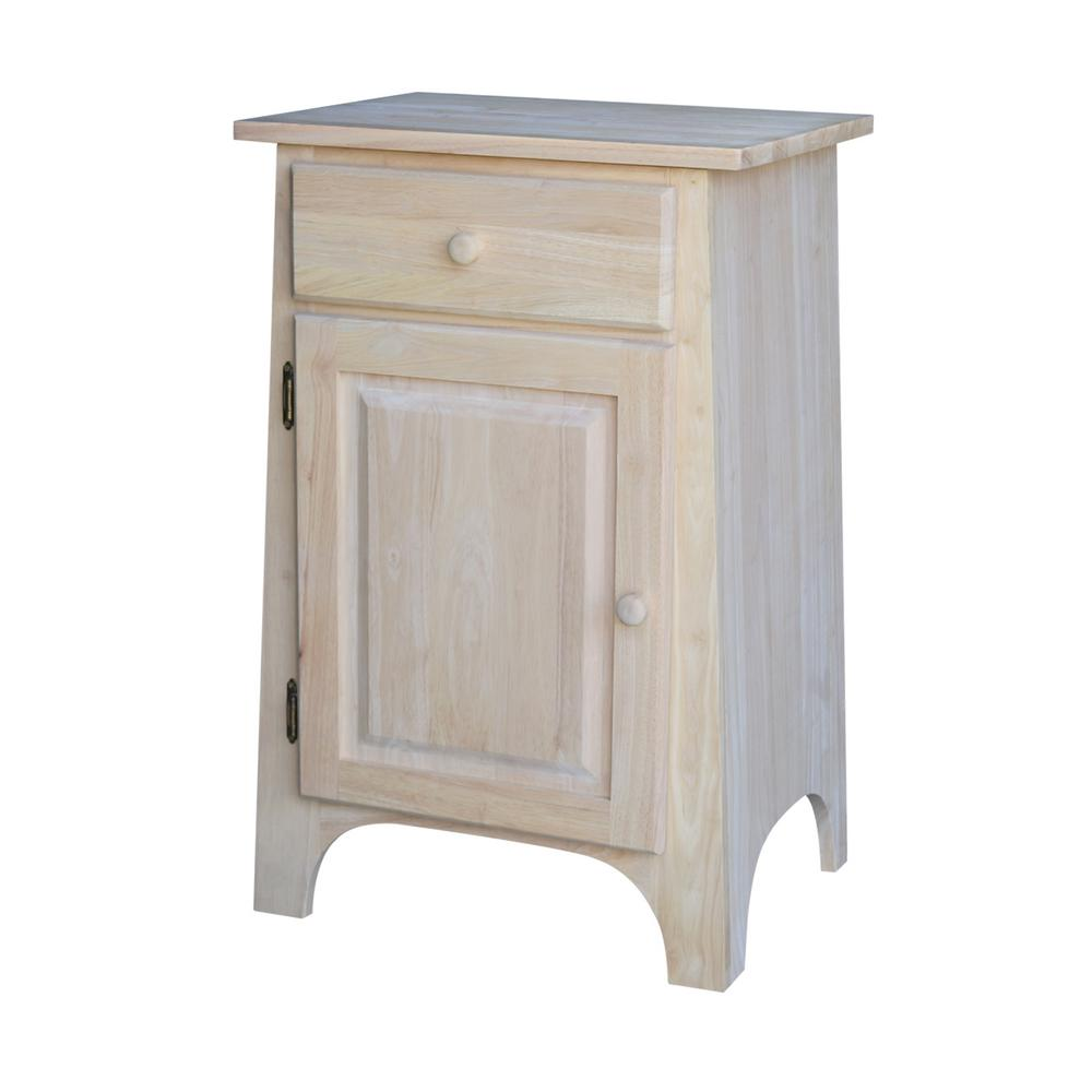 accent table cabinet amish door old wood small rustic end full international concepts unfinished storage the homepop metal painted console hourglass round front threshold plate