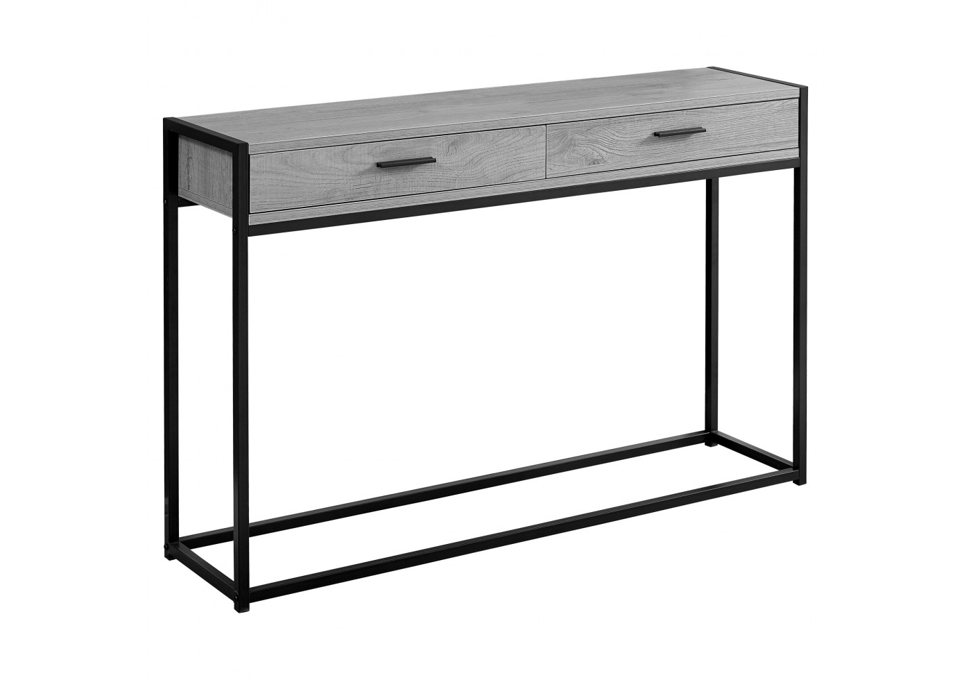 accent table grey black metal hall console trestle pedestal dining mirrored furniture support leg small with storage tall chairs wall pine bedside tables cocktail pottery barn