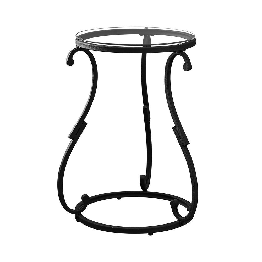 accent table hammered black metal with tempered glass cassie round mosaic patio side barbecue modern chest swing arm lamp silver nesting tables tweed furniture two coffee