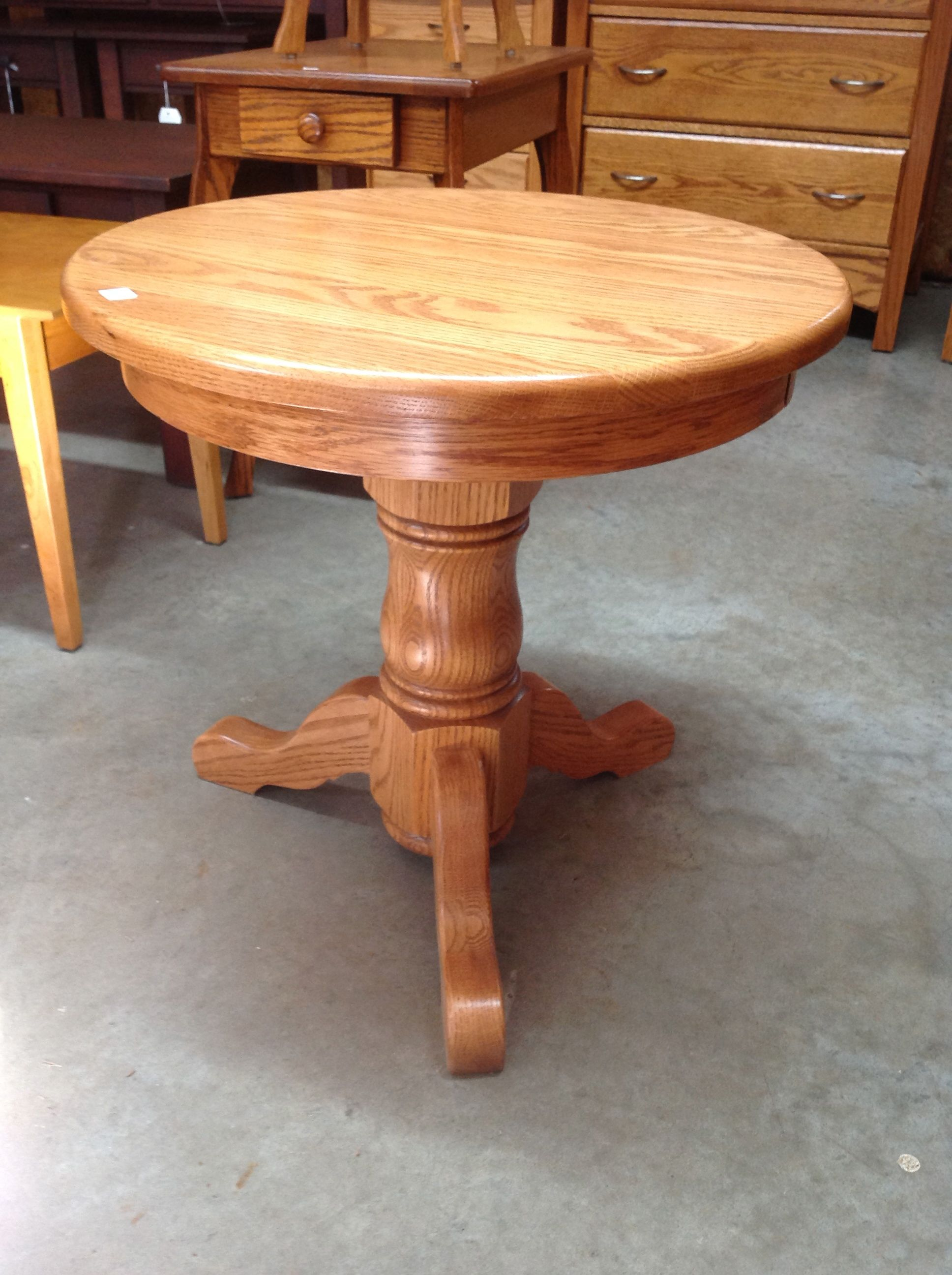 accent table ideas probably terrific best the rustic teal end tables small white pedestal side round roundpedendtable norman handcrafted furniture some with drawers black for tall