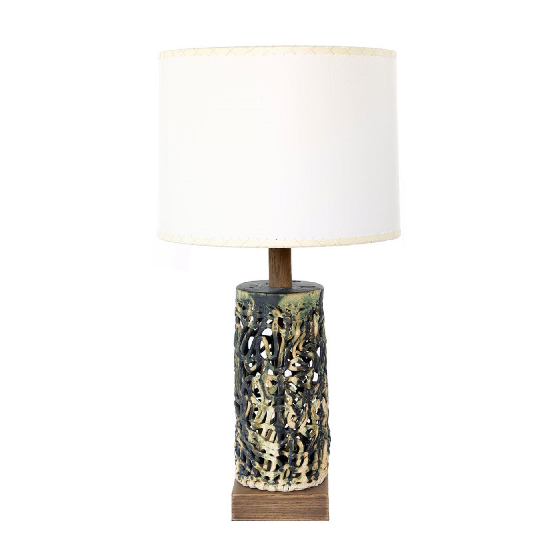 accent table lamps beautiful small squiggle weave lamp wonderfull throughout chairs set amish made furniture half moon with mirror short narrow coffee patterned plastic