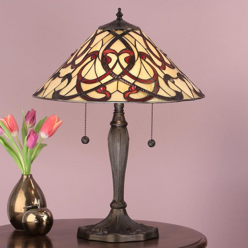 accent table lamps tiffany lamp coloured glass light fixtures shades office furniture portland west elm headboard inexpensive end tables for living room patio occasional