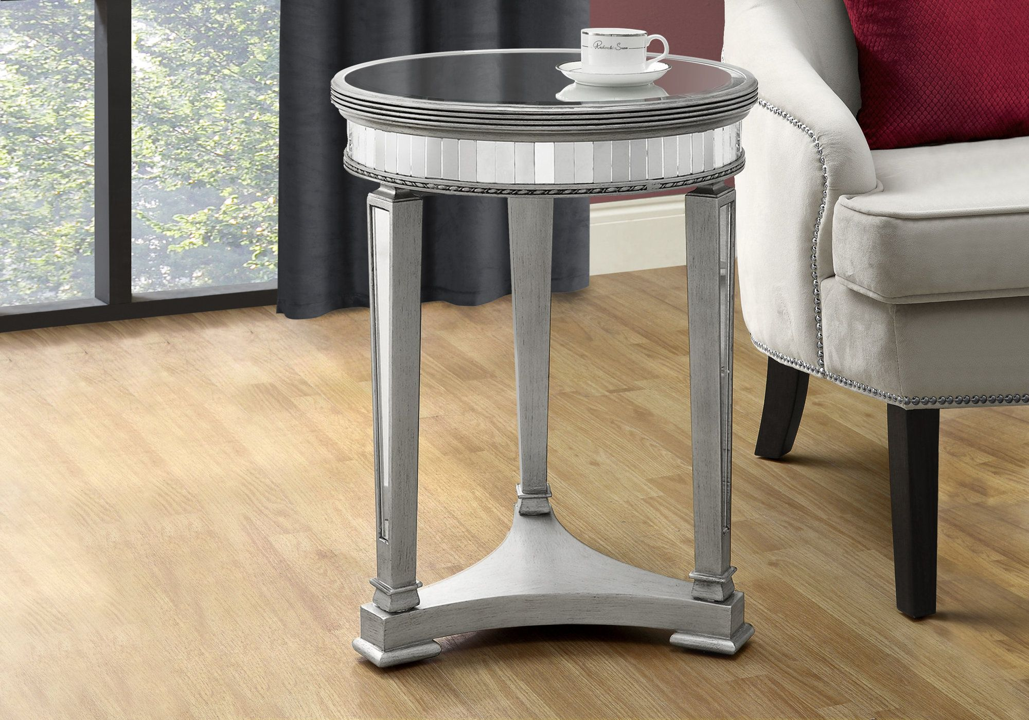 accent table plant stand boat lamp feature floor gray black bedroom end tables microwave target patio drop leaf sofa mirror long trestle foot umbrella clearance vintage