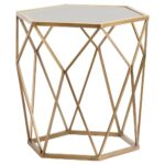accent table soft gold southern enterprises products cast metal nate berkus step side west elm free shipping coupon code vita lampen living room decor small oak telephone teak 150x150