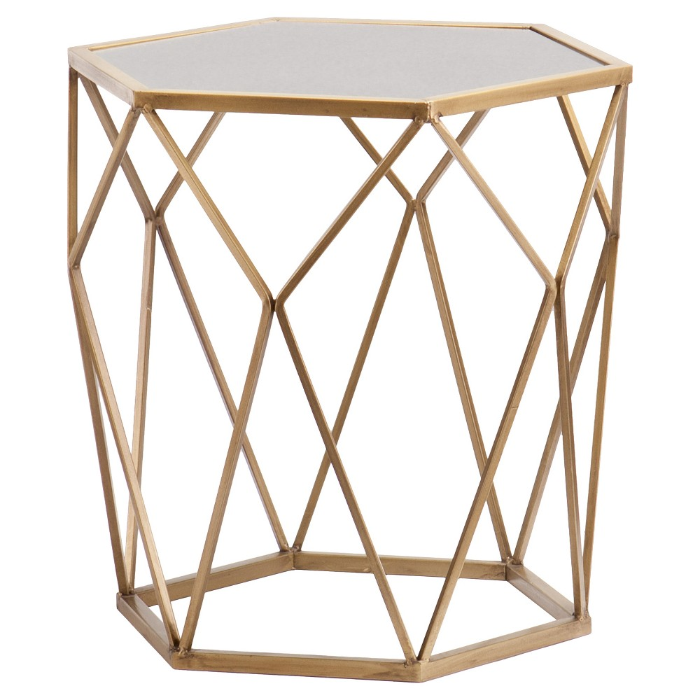 accent table soft gold southern enterprises products cast metal nate berkus step side west elm free shipping coupon code vita lampen living room decor small oak telephone teak