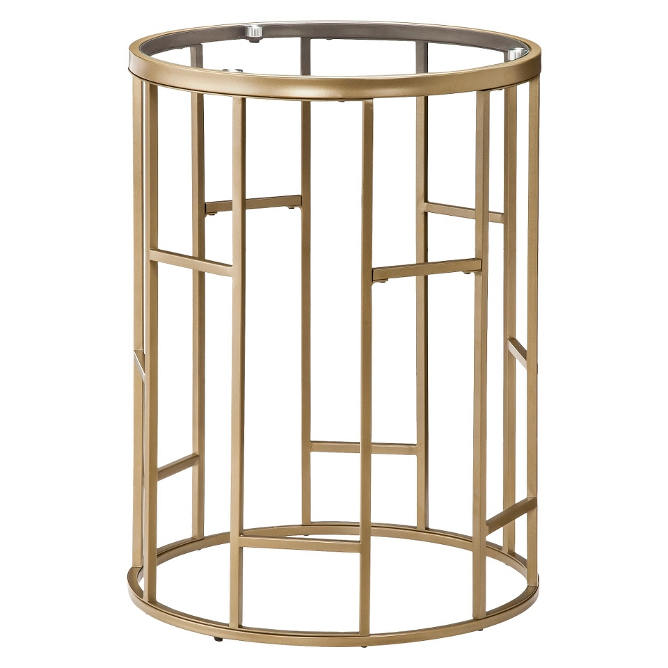 accent table threshold round gold popscreen windham end nesting coffee gallerie curtains blanket box ikea furniture foam wall mounted battery operated led lamps rustic gray carpet