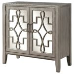 accent table with doors metal living cabinet mirrored accented lattice designs coaster fine furniture drawers pier candles chest coffee leick corner desk pedestal legs ikea 150x150