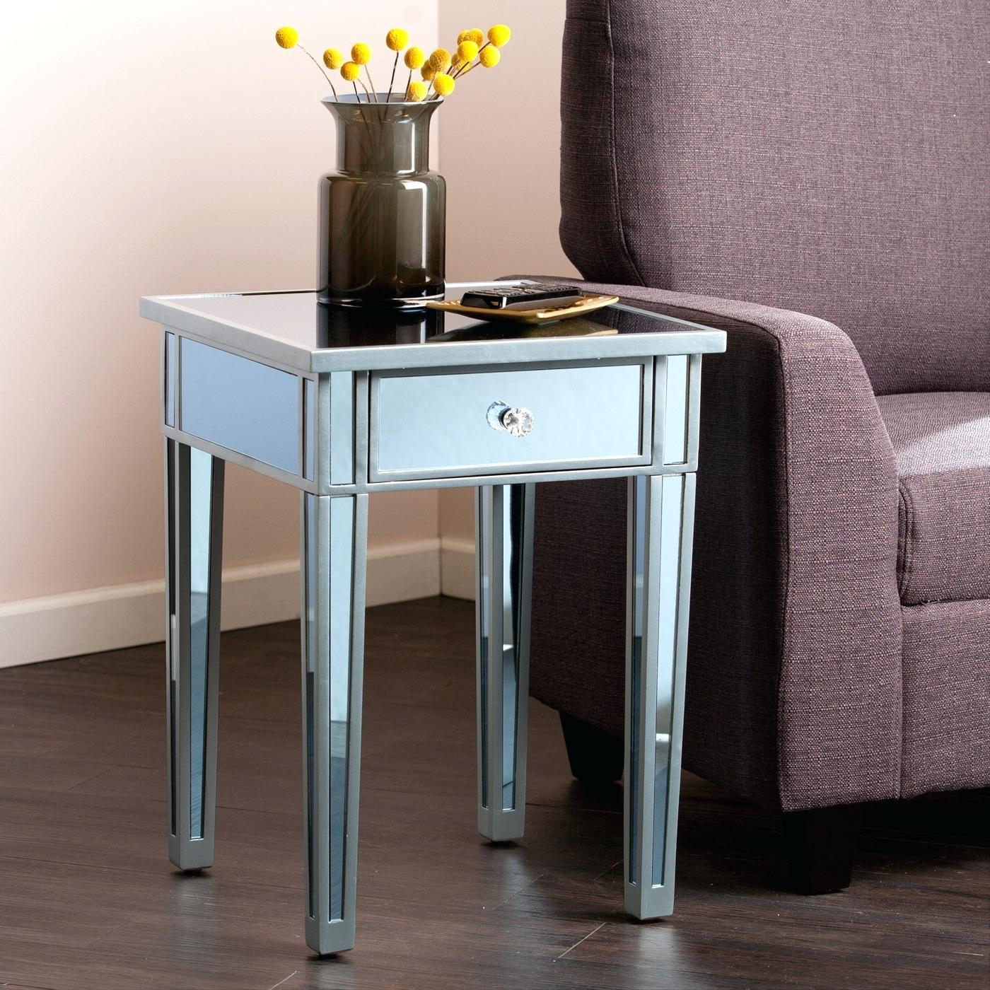 accent table with drawer corner tables shelves threshold mirrored glass plastic end outdoor brass nesting lack bedside industrial metal coffee black and grey tablecloth ikea round