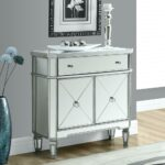 accent table with drawer corner thresholdtm mirrored storage basket drawers white tables shelves madden target world market lamps pottery barn bedside marble effect coffee pier 150x150