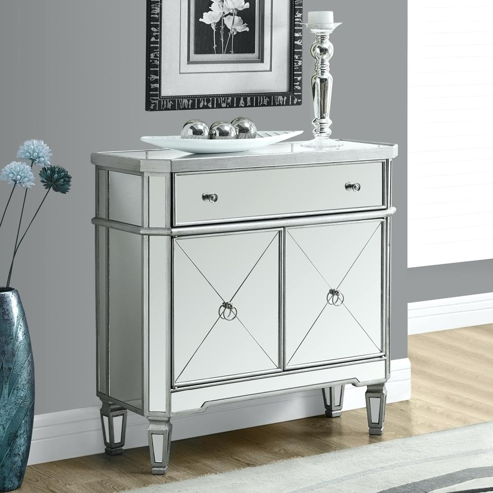 accent table with drawer corner thresholdtm mirrored storage basket drawers white tables shelves madden target world market lamps pottery barn bedside marble effect coffee pier