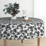 accent tablecloth set base round room top farmhouse covers for small sets target beautiful square end glass living wooden plans table tables woodworking and metal cloth full size 150x150