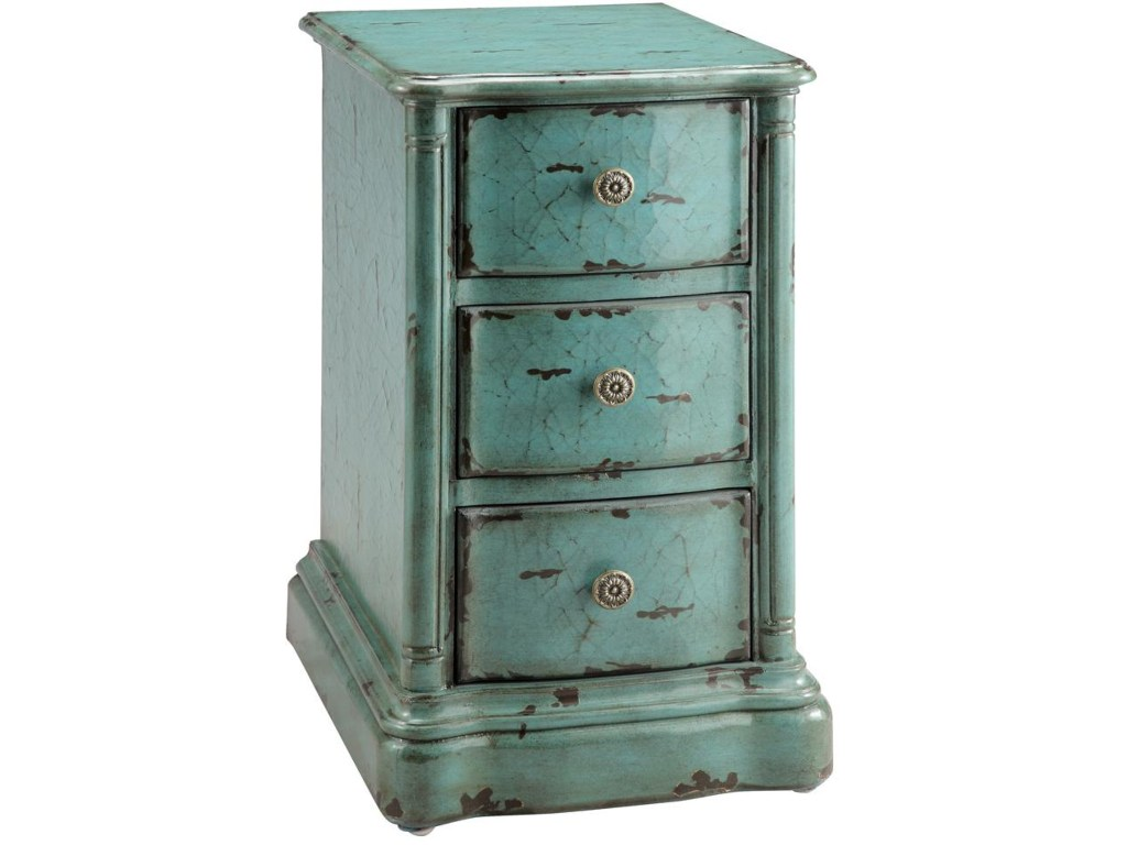 accent tables chair side table drawers morris home end products stein world color aqua blue tableschairside narrow nesting elegant dining room furniture sets patio clearance