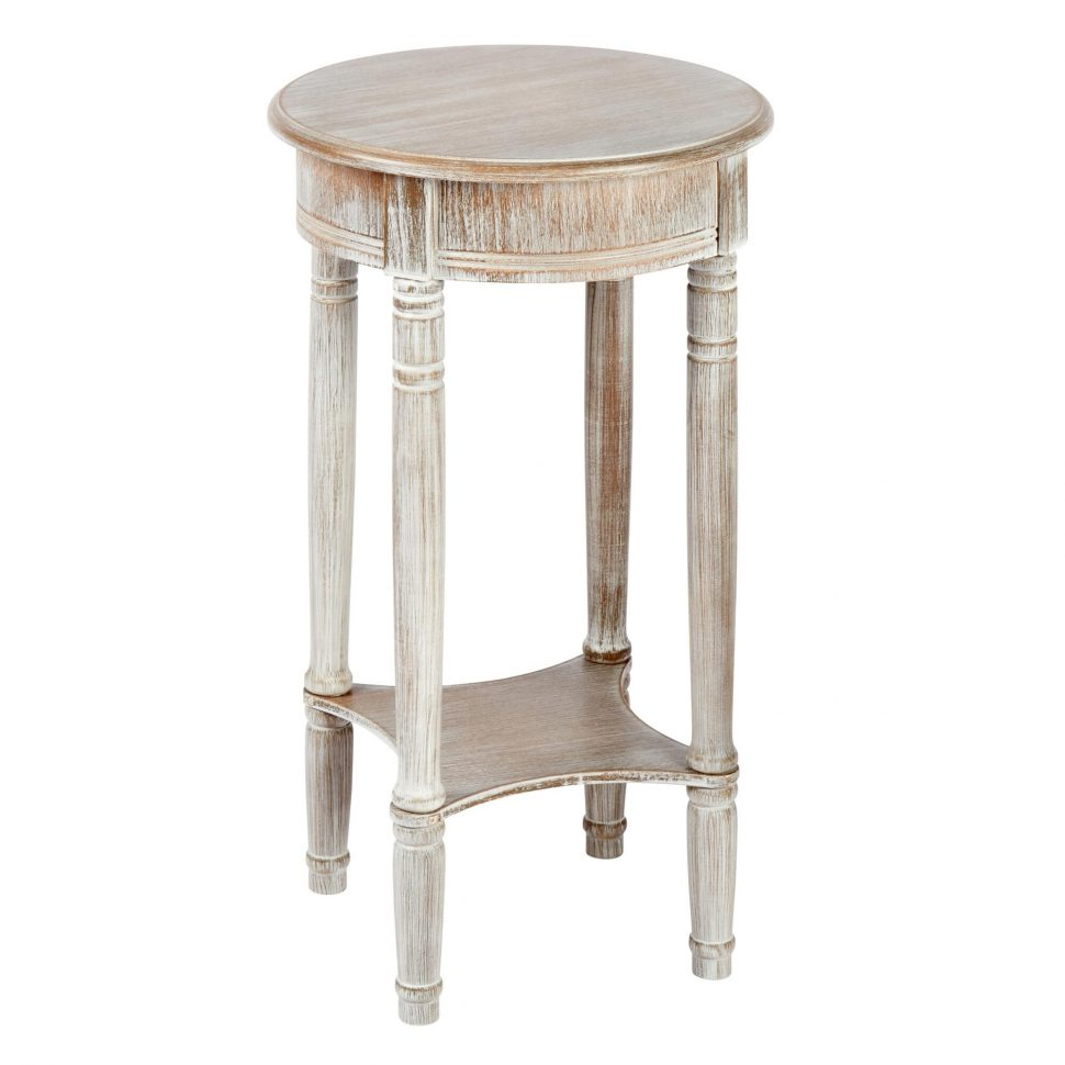 accent tables decorator table white lamp small tall side round end coffee rustic skinny den maple wood couch cushions display case garden and patio furniture luggage chest country