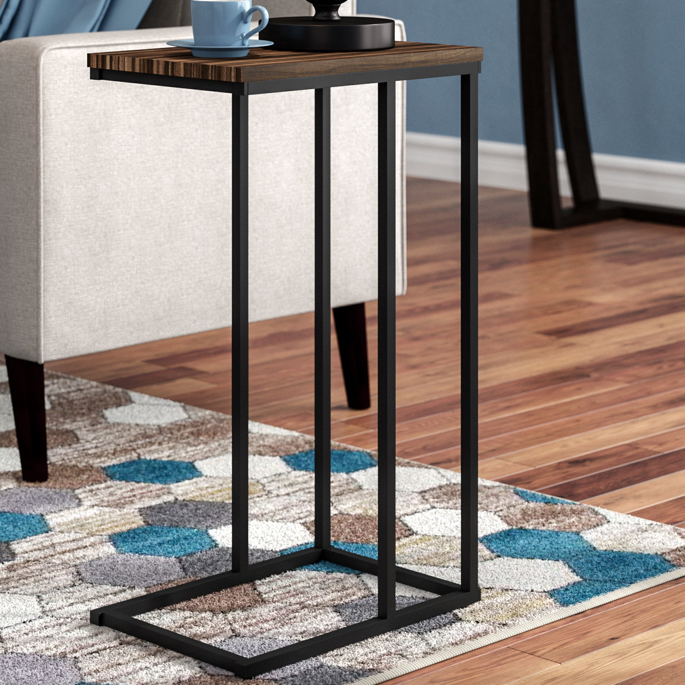 accent tables for small spaces andresen end table ifrane quickview carpet room divider strip winsome with drawer glass lamp shades hampton bay outdoor furniture wicker target