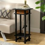 accent tables for small spaces chrisley end table with bin ifrane quickview argos side carpet room divider strip hampton bay outdoor furniture nautical light fixtures indoor 150x150
