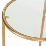 accent tables furniture safavieh detail mirrored glass table with drawer shay top gold leaf design white wall clock coffee and end red home decor accents small side homemade 150x150