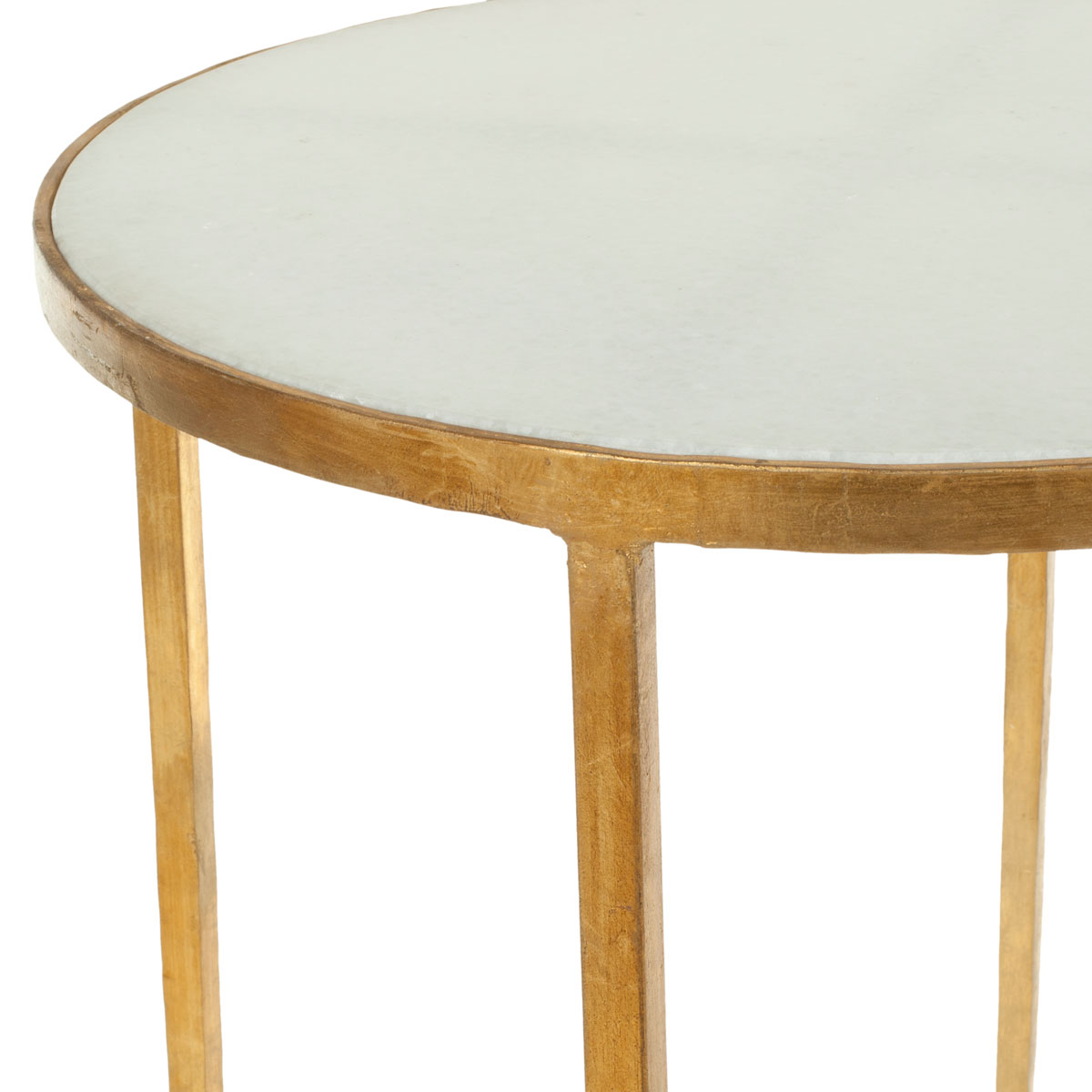 accent tables furniture safavieh detail round gold table tracey foil top design outside and chair covers metal storage oval marble coffee deck end small entryway cabinet verizon