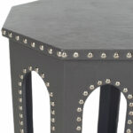 accent tables furniture safavieh detail table with nailheads nara end grey silver nail heads design dining room clearance dark blue side target makeup vanity bedroom decoration 150x150