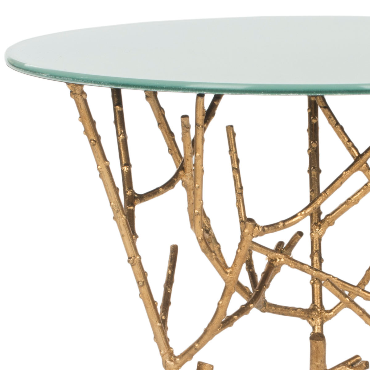 accent tables furniture safavieh detail white gold table tara branched glass top design modern lounge imitation wood and side inch round cloth tablecloths dinner centerpiece