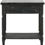 accent tables furniture safavieh front black table with storage share this product glass kitchen tall wood side distressed gray dining room and chairs outdoor antique ese lamps 150x150