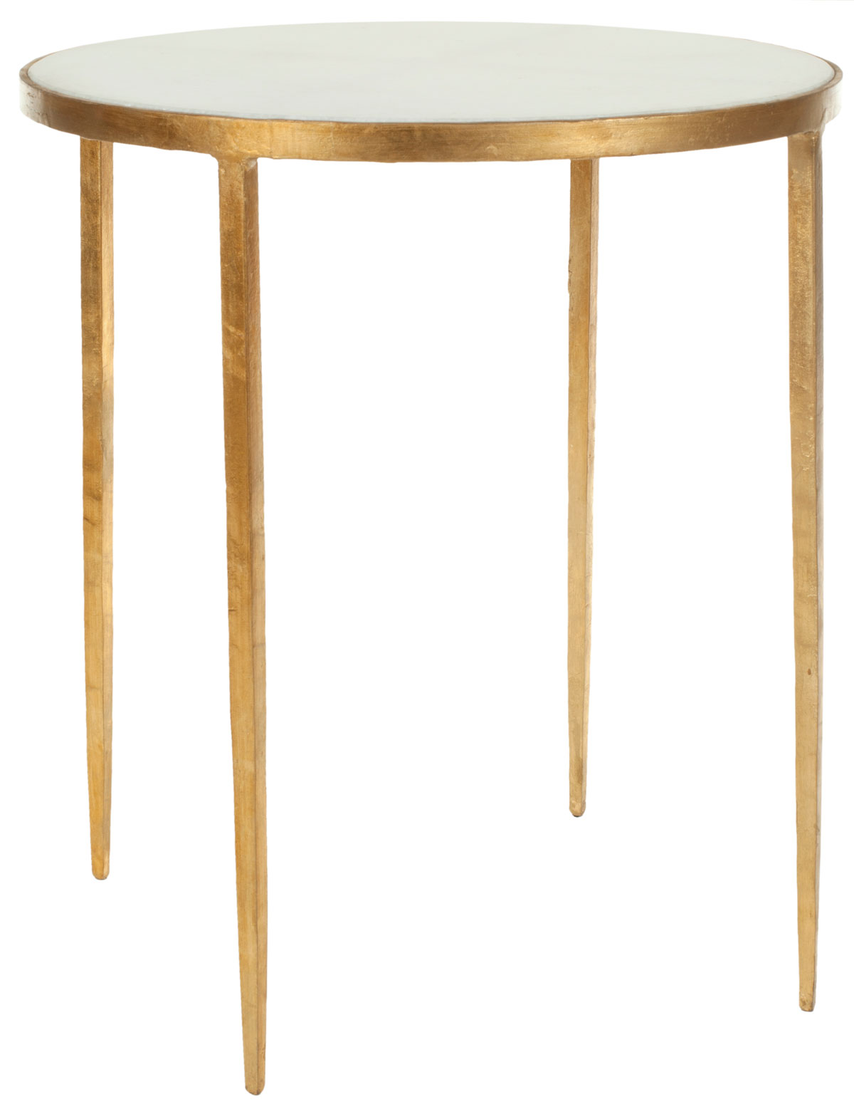accent tables furniture safavieh front gold table with marble top share this product reclaimed wood bedside seater dining cover retro patio parasol antique oak end black glass