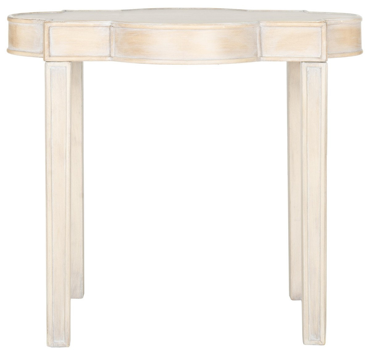 accent tables furniture safavieh front quatrefoil wood table share this product drum seat chairs patio umbrella hole insert small tall end door saddle oak mission kids and target