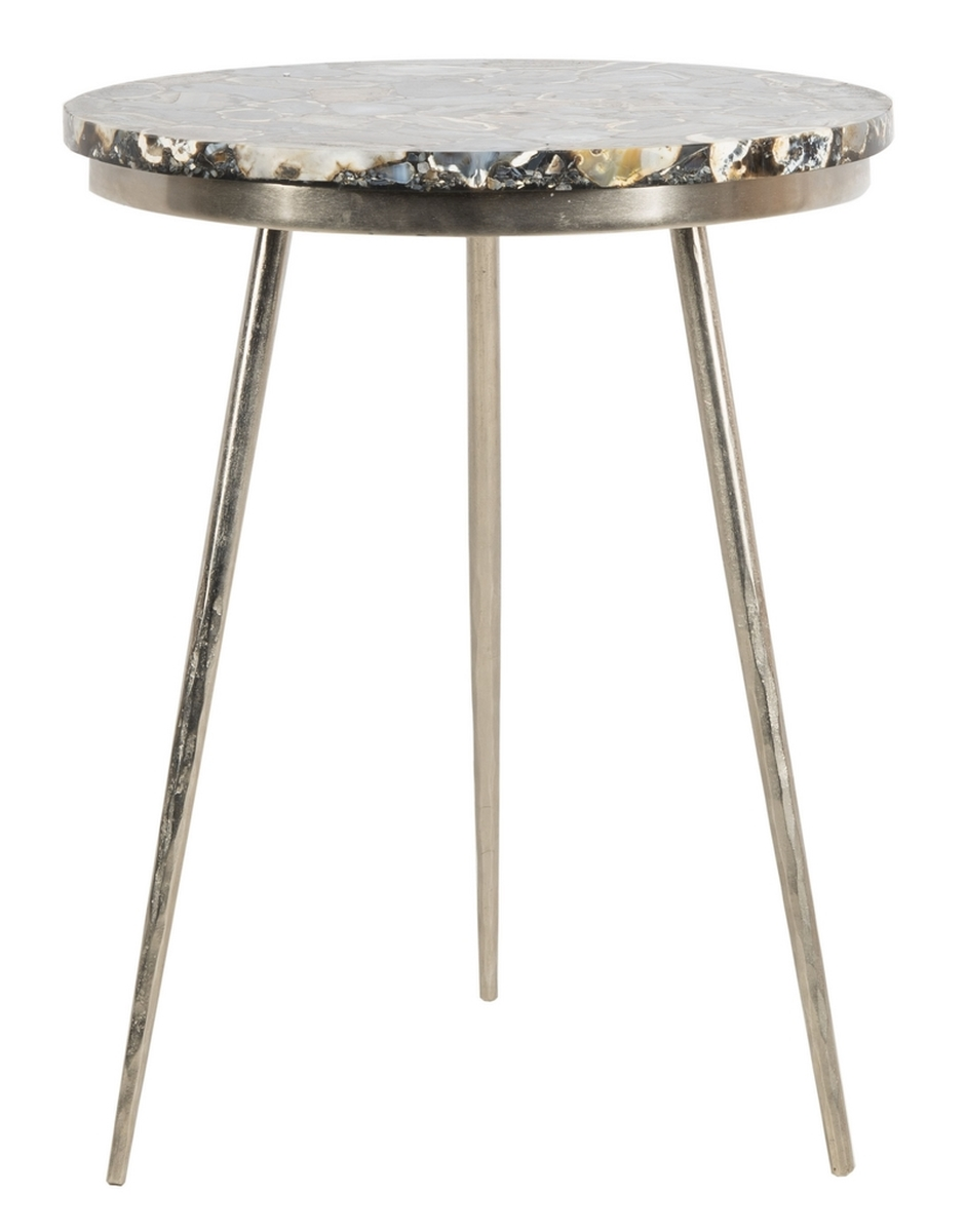 accent tables furniture safavieh front woven metal table share this product magnussen pinebrook end nursery oak nest modern sofa small white night gold trunk coffee farmhouse