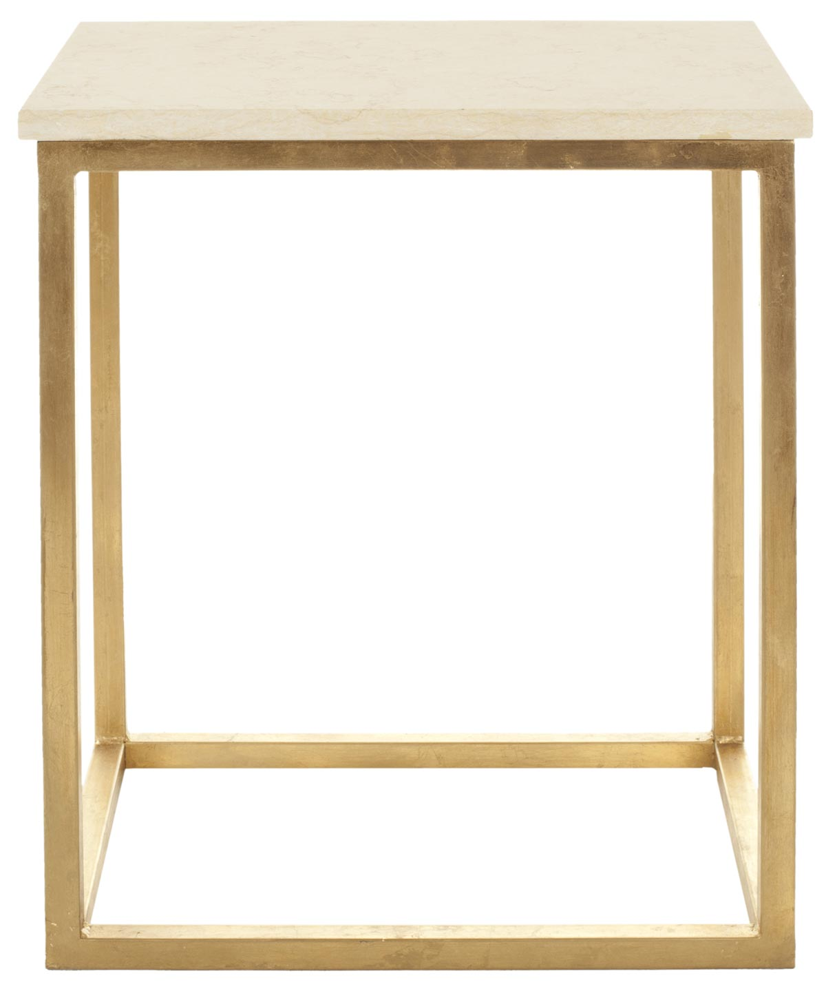 accent tables furniture safavieh gold table share this product paint storage cabinet sofa with baskets glass top entry tin side small pine mainstays coffee round farmhouse dining