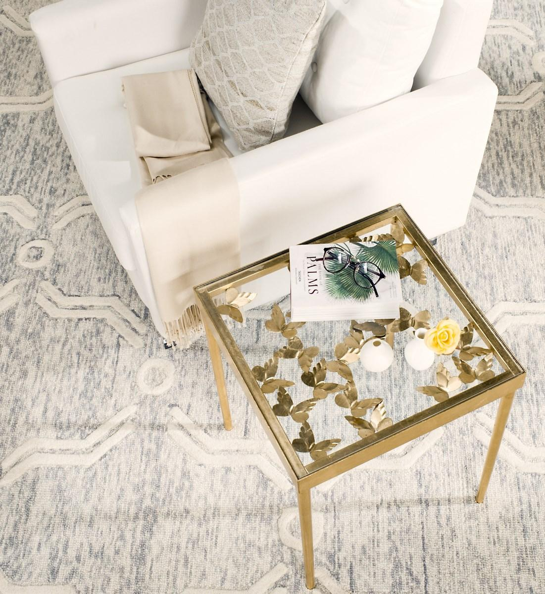 accent tables furniture safavieh room butterfly glass table rosalia side design metal coffee and end small round mirror calgary gray drawer chest antique that folds out clearance