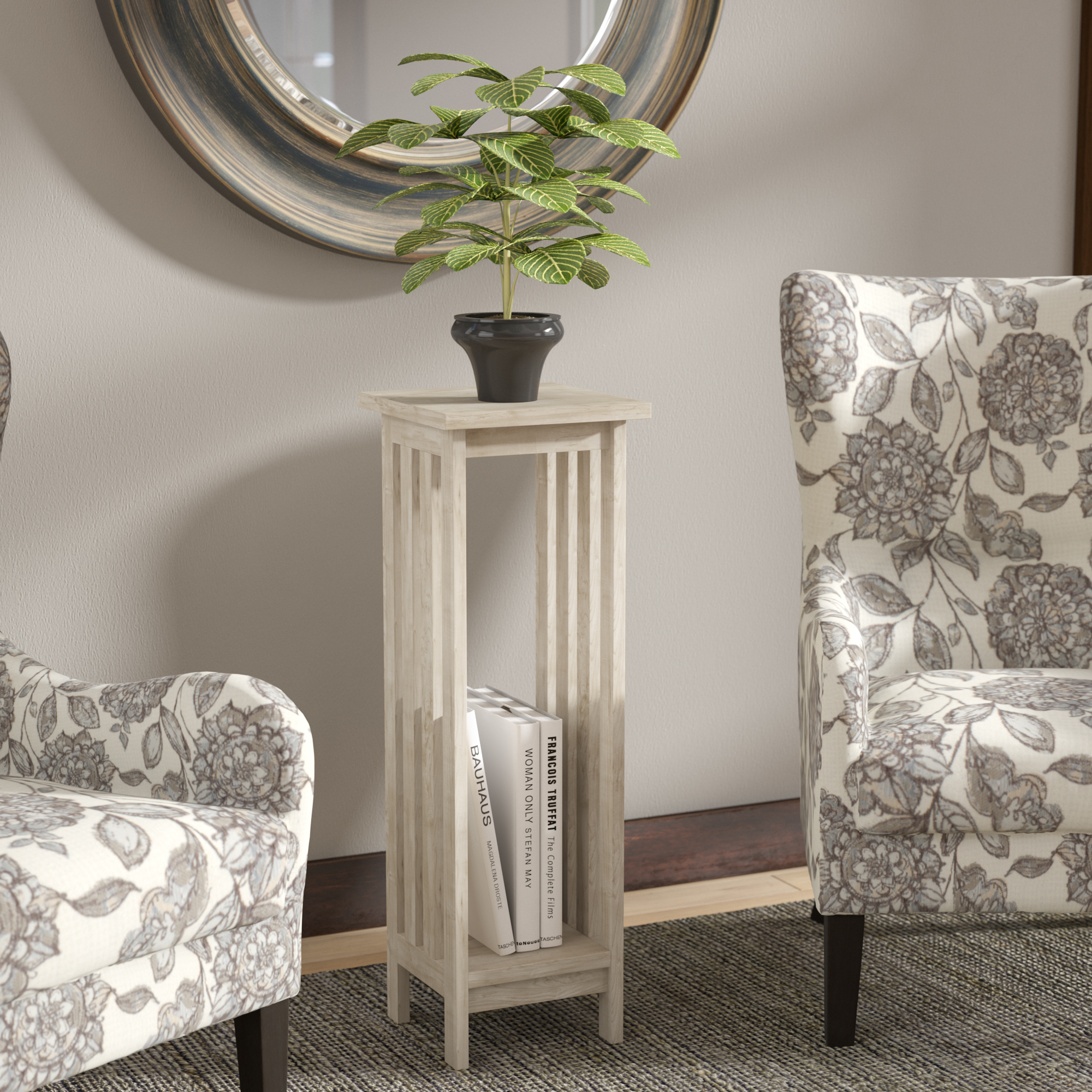 accent tables joss main default name piece chair and side table set plant stands solid pine bookcase patio tablecloths all weather wicker couch curved mirrored bedside living room