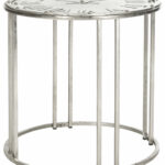accent tables nightstands furniture safavieh end table with clock rustic wood coffee and sofa cabinet woodworking projects that sell victorian marble top round butcher block white 150x150