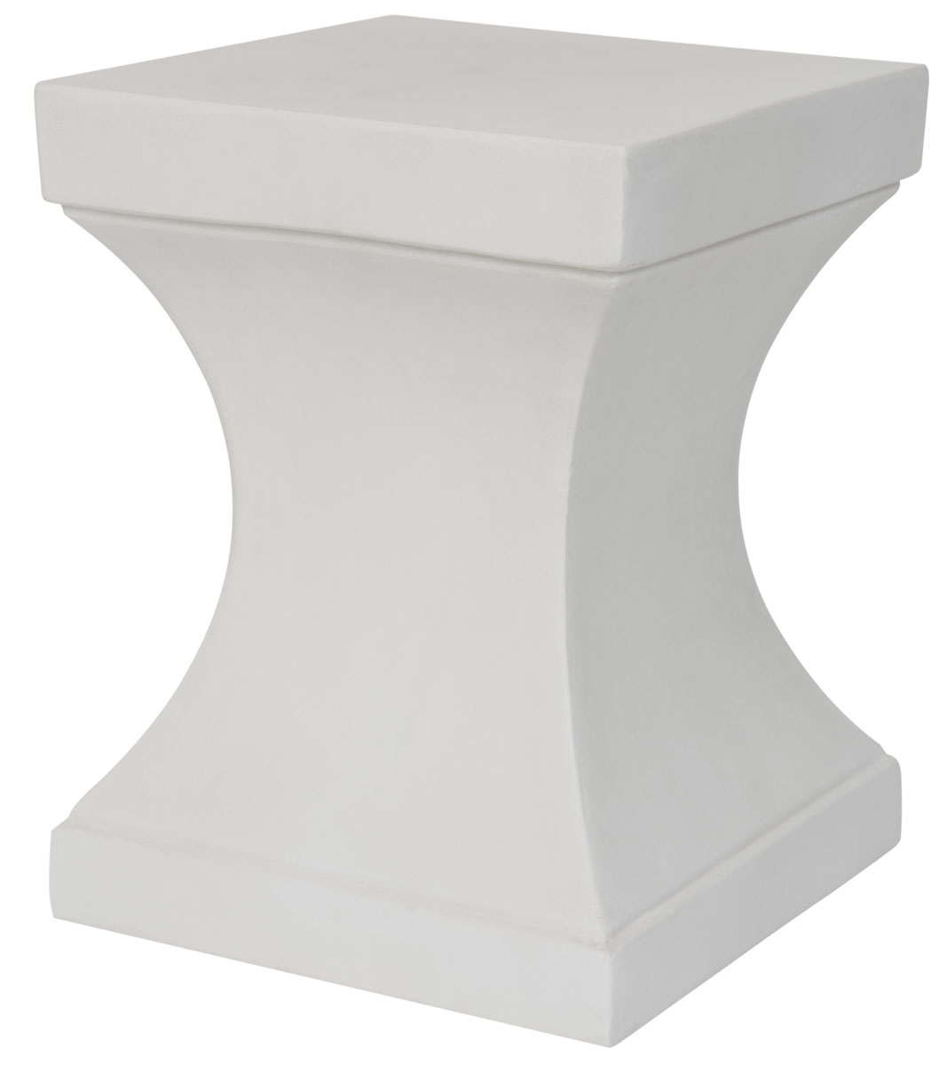 accent tables patio furniture safavieh side outdoor concrete table share this product breakfast bar and stools pottery barn white coffee target waldo small metal outside ikea