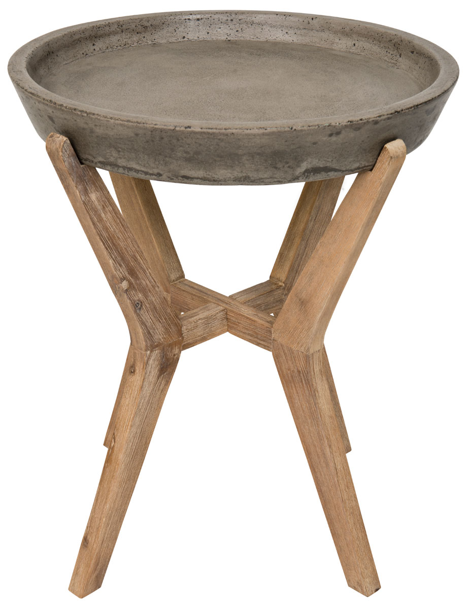 accent tables patio furniture safavieh top dark gray table share this product small bar and chairs decorative side work nesting target solid wood round white lamp pottery barn